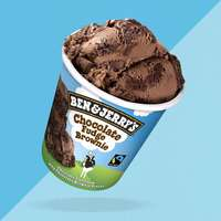 Ben&Jerry's Chocolate Fudge Brownie 465ml