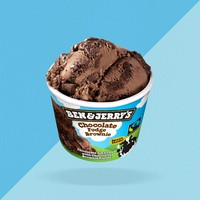Ben&Jerry's Chocolate Fudge Brownie 100ml