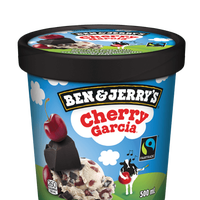 Ben&Jerry's Chocolate Cherry Garcia 465ml